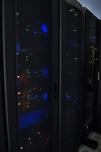neGma data center rows