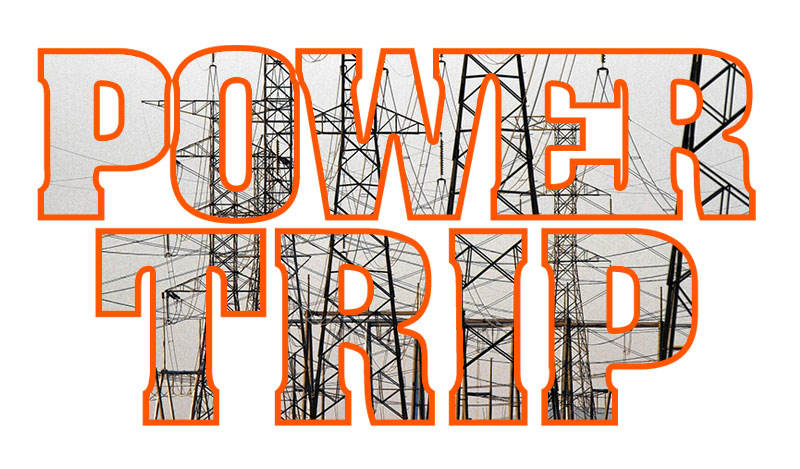 power trip - prepare for power outages
