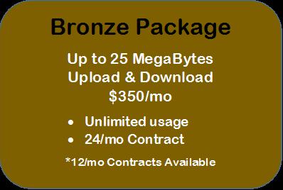 Bronze Wireless Package