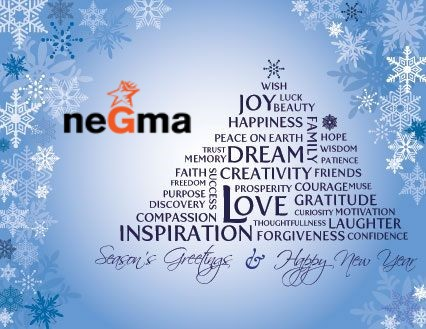 Happy Holidays from All of us at Negma!
